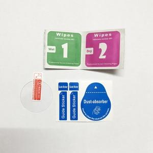Image 2 - 2 adet/grup 9H 2.5D Temperli Cam İzle Film Samsung Dişli S3/S2 Klasik/Frontier Patlamaya Dayanıklı geçirmez koruyucu film