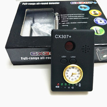 Bug-Detector-Finder Wifi GPS with Alarm for Security CX307 Rf-Signal-Camera Multi-Function