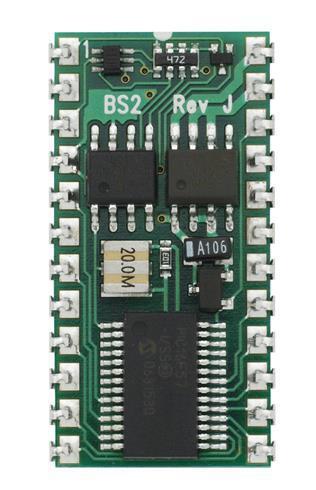 Free Shipping! BASIC STAMP 2 microcontroller module | BS2 main chipFree Shipping! BASIC STAMP 2 microcontroller module | BS2 main chip