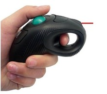 NEW 1600dpi  Y10 Trackball laser Ergonomic laser  mouse   Empty work flying mouse for  PC sport android  home windows mac