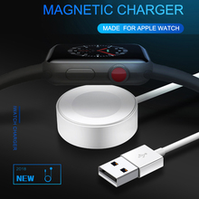 VITOG Wireless Quick Charger Portable for iWatch Series 1/2/3/4 USB Magnetic Fast iWatch Charging Cable for Apple Watch Charger crested charger for apple watch iwatch band strap series 4 3 2 1 wireless usb certified magnetic iwatch charge charging cable 1m