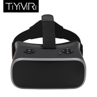 Virtual Reality Glasses Vr Vr All In One Headset Hdmi Input Box Hd 2K Glasses Vr Headset For Xbox One Ps 4 Host Pc Games