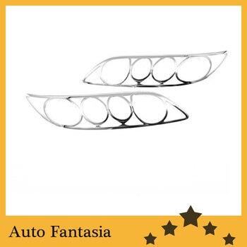 Chrome Head Light Cover for Mazda  Mazda 6 / Atenza 02-08-free shipping