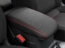 Для VW спортивный фургон Golf 2016 2017 2018 консоли центральный подлокотник хранения накладки на коробку крышка коврик защитный подушки ремонт