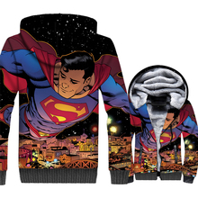 3D Superhero Sweatshirts 2019 New Fashion Mens Thick Hoodies Hip Hop Unsiex Jacket Coat Srettwear Anime Tracksuit Outwear Tops