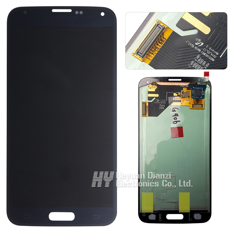 100 Tested Good for Samsung Galaxy S5 Prime G906S G906L G906K Korean Version LCD Display Touch
