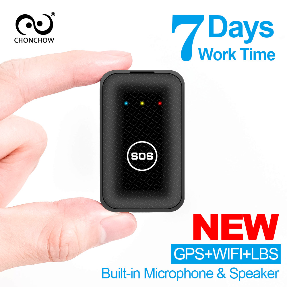 Mini GPS Tracker Children Older Handfree Talk GSM GPRS GPS Locator Tracking Device for Moto with SOS Call Voice Monitor Free APP