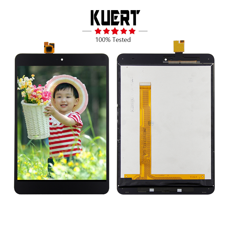 цена на Free Shipping For Xiaomi mipad 3 Mi pad 3 Digitizer Touch Screen Lcd Display Assembly Replacement