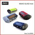 Original IJOY MAXO QUAD 18650 315W Box Mod Vape Firmware Upgradeable Electronic Cigarette Temperature Control Mods