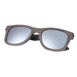Image 4 - BerWer 2020 موضة النظارات الشمسية المستقطبة المتاحة نظارات شمسية خشبية من الخيرزان
