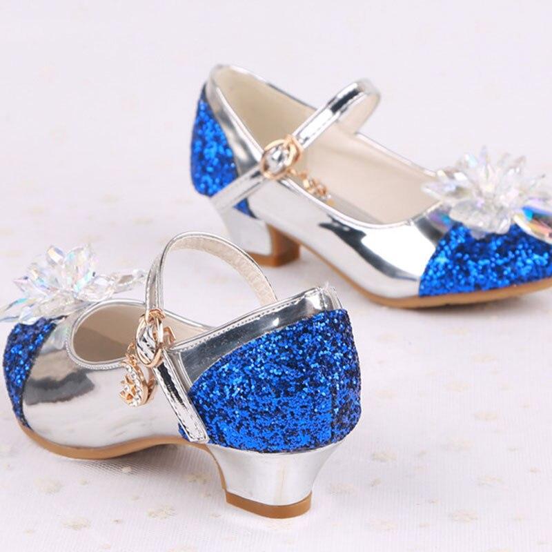 Meisjes aankleden schoenen Ballet Dans Hakken Informeel Voorzijde - Kinderschoenen - Foto 4