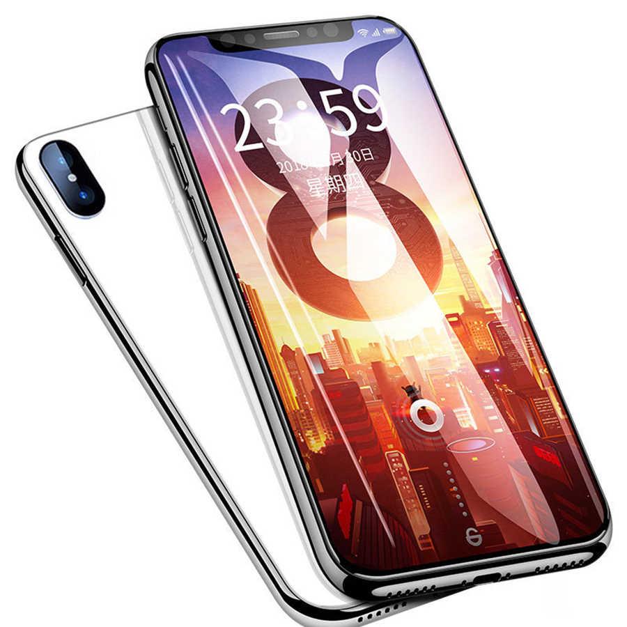 Xiao mi mi A2 Lite A1 5X6X9 8 SE Lite mi mi x 3 2 2 S mi oyun mi not 3 Temperli cam Yüksek Kaliteli Tam ekran Koruyucu