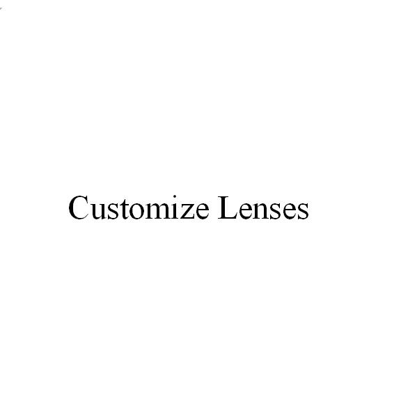 Chashma Customize Big Size Lenses, High Cyl Extra Cost, Shipping Cost