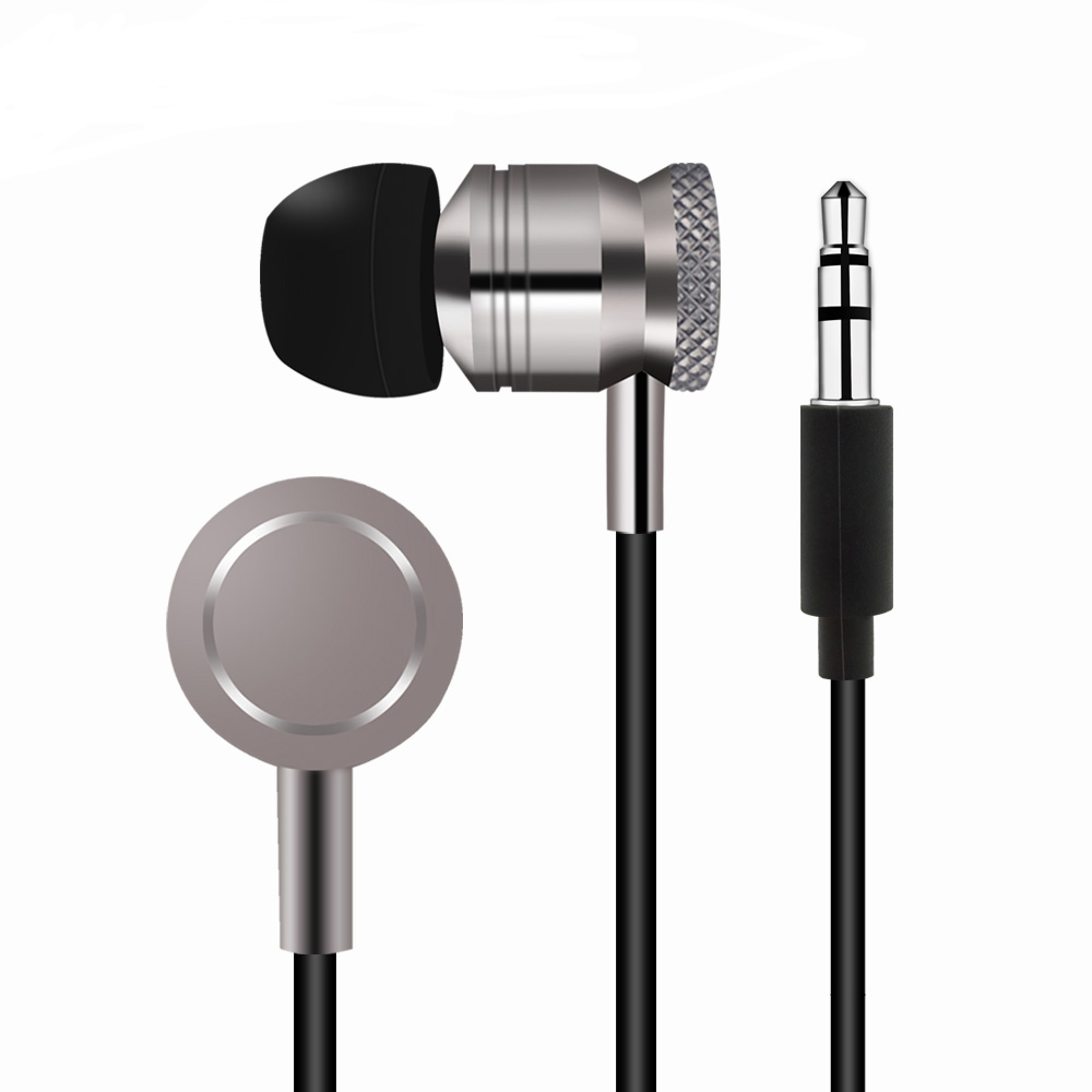 Updated Metal HIFI Earphone Super Clear Bass Stereo Headphones Gaming Headset Noise Cancelling Earphones For All Smart Phones ...