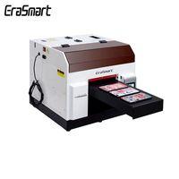 A4 плоскую кровать Стекло Led uv принтер Roll лак для дерева УФ принтер для чашки печатной платы Wood