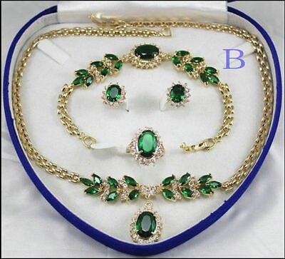 Модные украшения Для женщинs Цепочки и ожерелья браслет, серьги кольца более> кварцевые часы оптом камень CZ кристалл