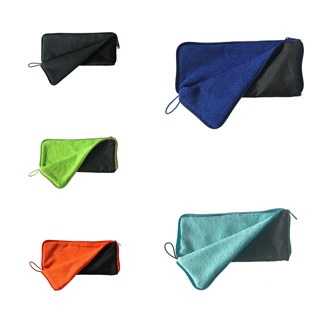 New Folding Umbrella Bag Super Water-Absorbent Umbrella Case Umbrella Cover Carrier