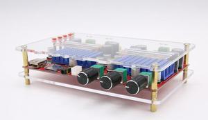 Image 5 - TDA3116 2.1 Canali Bluetooth subwoofer Bordo Amplificatore 2*60W + 100W di Potenza Stereo Amplificatore Audio Amplificatore per Basso