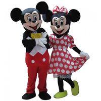 2018 classic mouse mascot costume Della Mascotte Formato Adulto Fancy dress di Halloween Cosplay birthday party