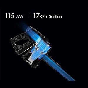 Image 3 - JIMMY JV51 aspirateur à main sans fil pour la maison Portable sans fil 115AW tapis daspiration balayage propre dépoussiéreur