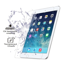 For iPad 9.7 2017 Tempered Glass Premium Slim Film For iPad Air 1 iPad Air 2 pro 9.7 inch Glass Screen Protector(China)