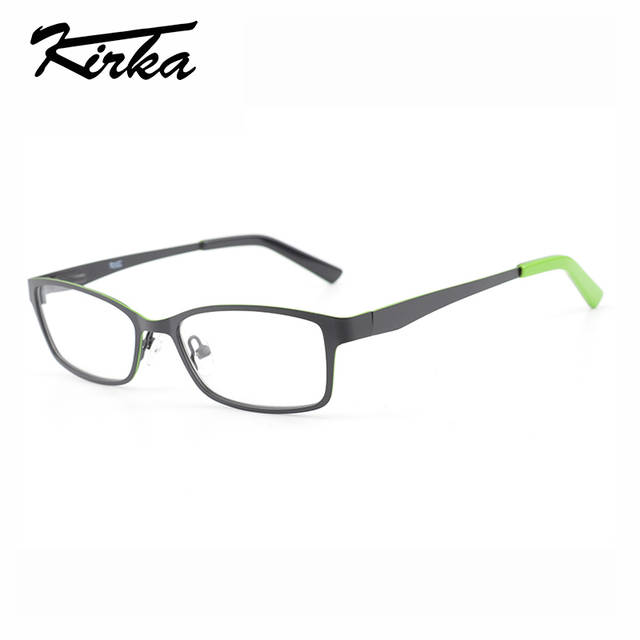 23d7220bf29 Online Shop Kirka Kids Optical Frame Children Glasses Girls Optical Frame  Transparent Prescription Flexible Metal Frames