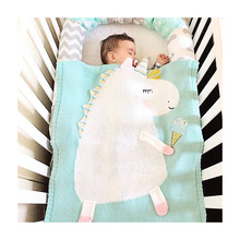 Baby Unicorn Blanket Sleeping Bag