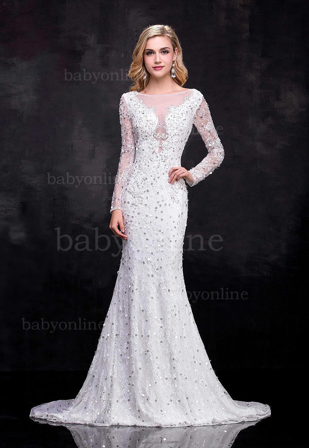Online get cheap sparkle wedding gown for Wedding dresses with sparkles