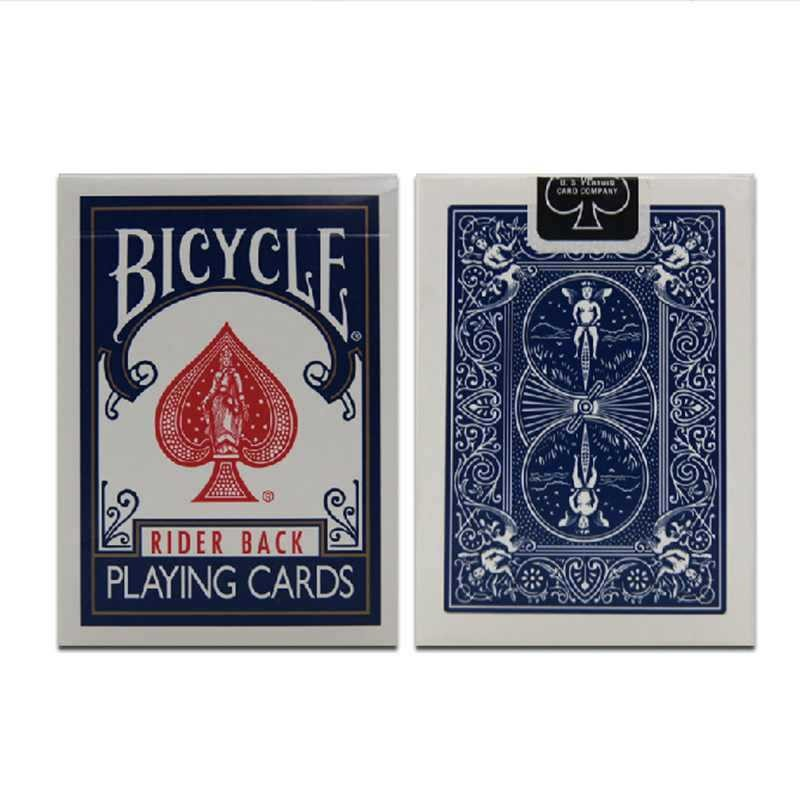 Bicycle poker 808 blue
