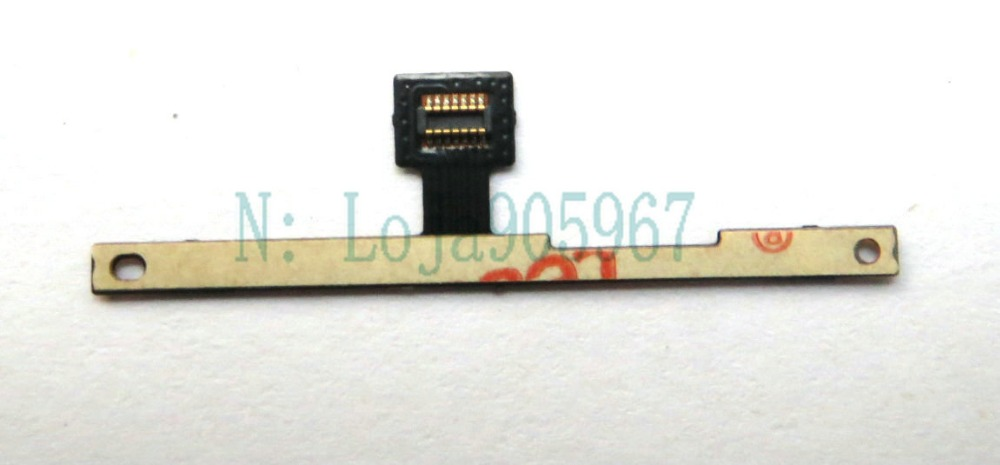 Power Volume Button Flex Cable for Xiaomi Mi4 M4 Power On Off Volume Up Down Connector Replacement Parts/LY