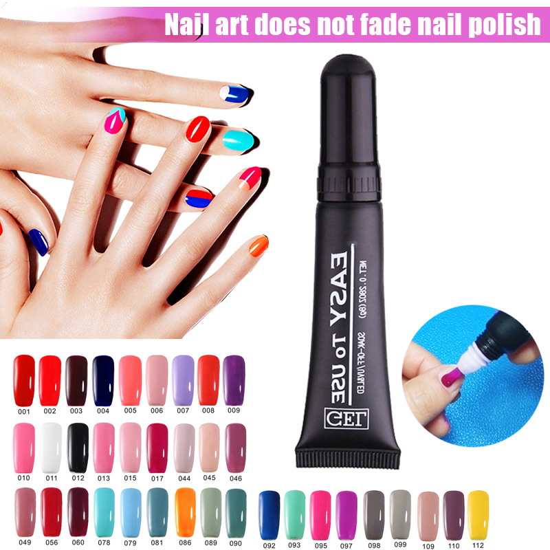 Nail Polish Long Lasting Nail Art Varnish Manicure Quick