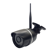 HD 2MP 1080P Wifi IP Camera Micro SD/TF Card Slot Sony IMX323 Wireless Network Alarm Support Onvif Outdoor Security CCTV Camera