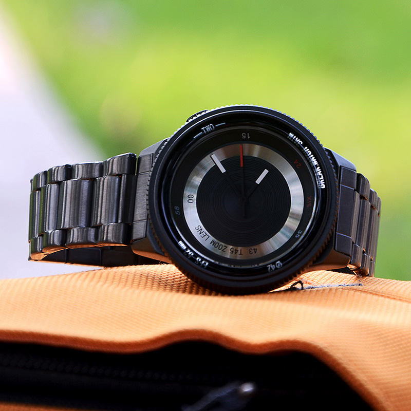 დაარღვიე კრეატივი - მამაკაცის საათები - ფოტო 3