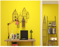 Beibehang Papel De Parede Pure Plain Yellow Wallpaper Blue Black Grey Green Room Covered With Wall