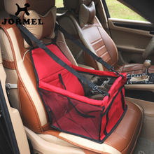 JORMEL Waterproof Pet Safe Carry House Cat Puppy Bag Dog Carrier Pad Dogs Car Seat Basket Products