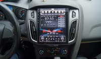 Otojeta вертикальный экран Тесла 4 ядра 32 Гб встроенная память Rockchip PX3 Android 7,1 Автомобильный мультимедийный gps радио плеер для Ford focus