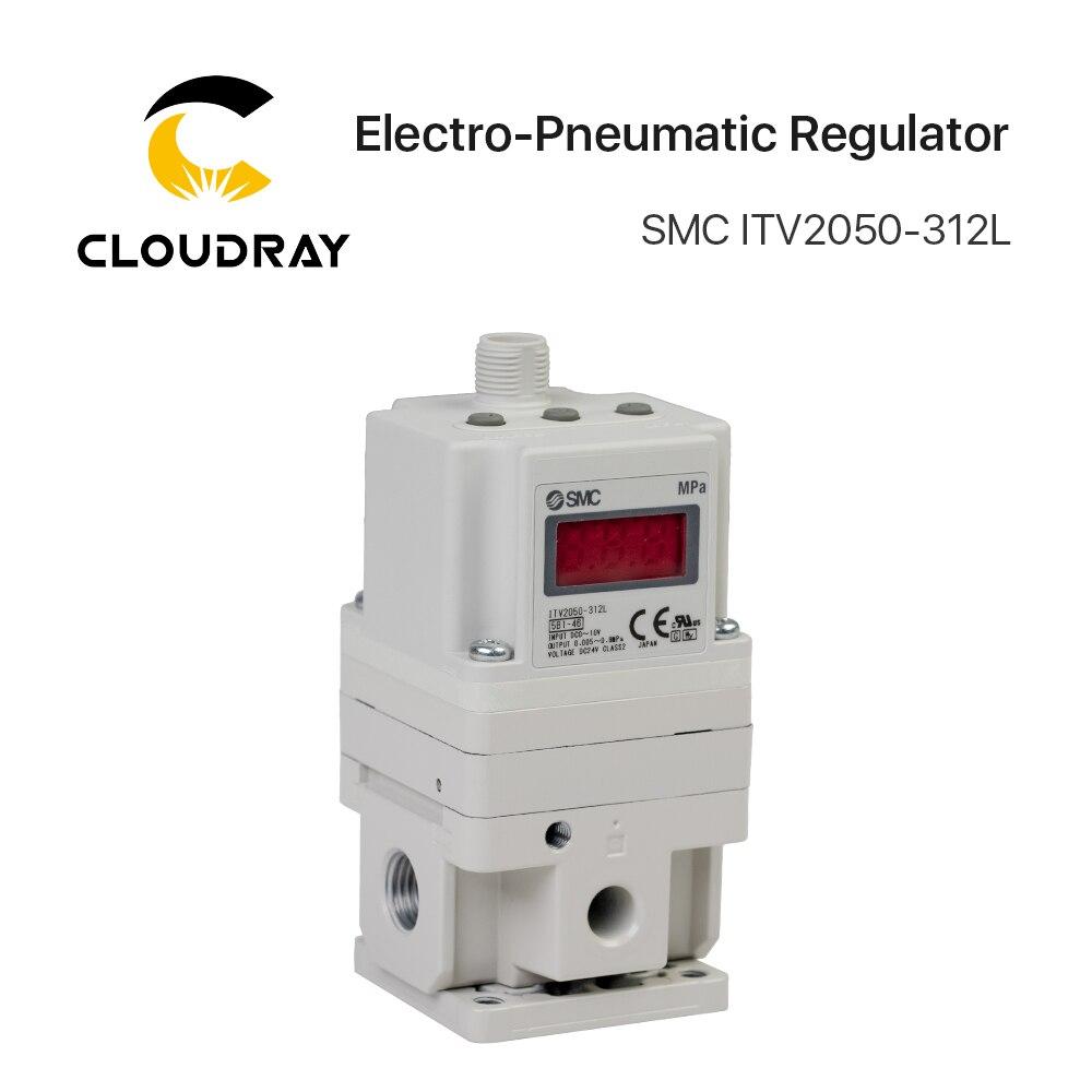 Cloudray Electro-Pneumatic Regulator ITV2030-312L Pneumatic Equipment Fiber Laser Metal Cutting Machine