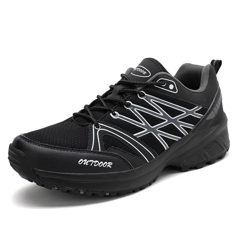 9cde6c8791a Outdoor Shoes Climbing Trekking Shoes Waterproof Outdoor Mountain ...