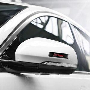 Image 5 - Adesivo emblema protetor para carro, adesivo emblema de carro para estilização do automóvel, decalque exterior, adesivo para ford focus, com 10 peças st mondeo,