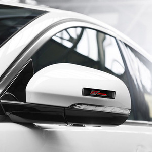 Image 5 - Pegatinas de protección para el coche, calcomanía Exterior para Ford Focus ST Mondeo, emblema del coche, 10 Uds.