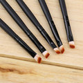 5pcs/set Professional Synthetic Fiber Eyebrow Eye Shadow Brush Makeup Tool top quality