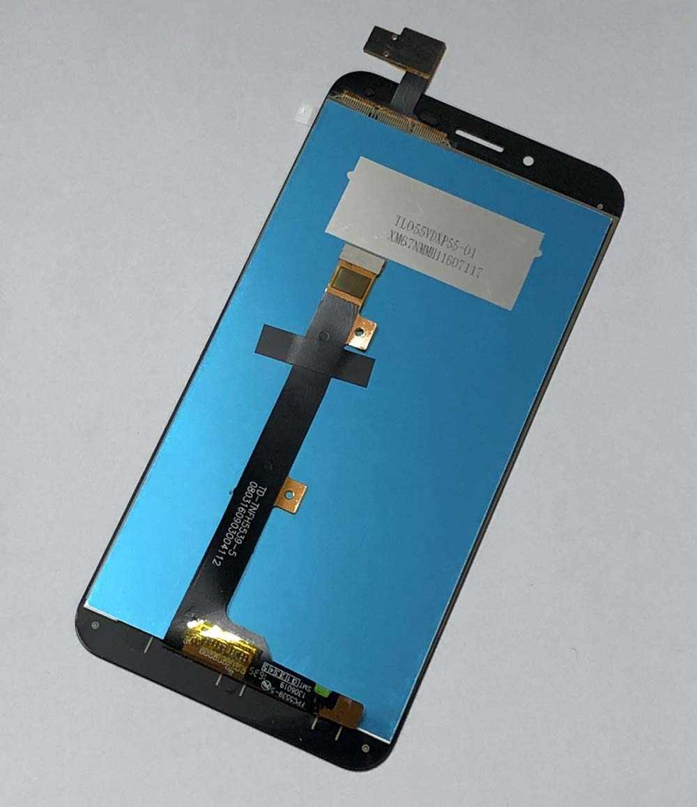 For Asus ZenFone 3 Max ZC553KL X00DD X00D Full Touch Screen Digitizer Sensor Glass + LCD Display Panel Monitor Module Assembly