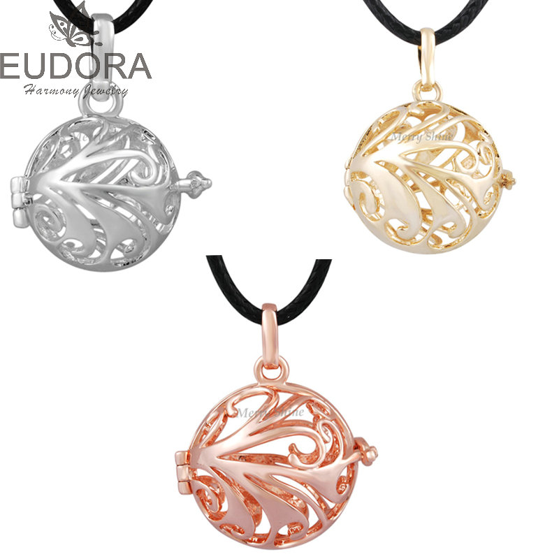 5pcslot eudora harmony ball angel caller locket cage for chime bola 5pcslot eudora harmony ball angel caller locket cage for chime bola fashion pendant necklace meaning for baby pregnancy gift in pendants from jewelry aloadofball Choice Image