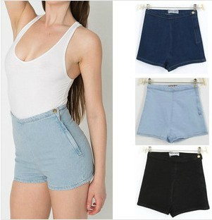 Aliexpress.com : Buy sexy summer vintage Package hip high waist ...