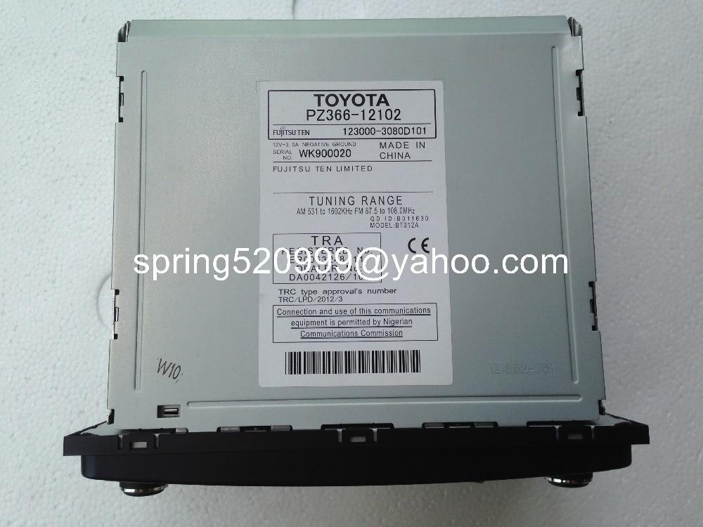 Wiring Diagram For Fujitsu Ten Car Stereo : Fujitsu ten wiring harness