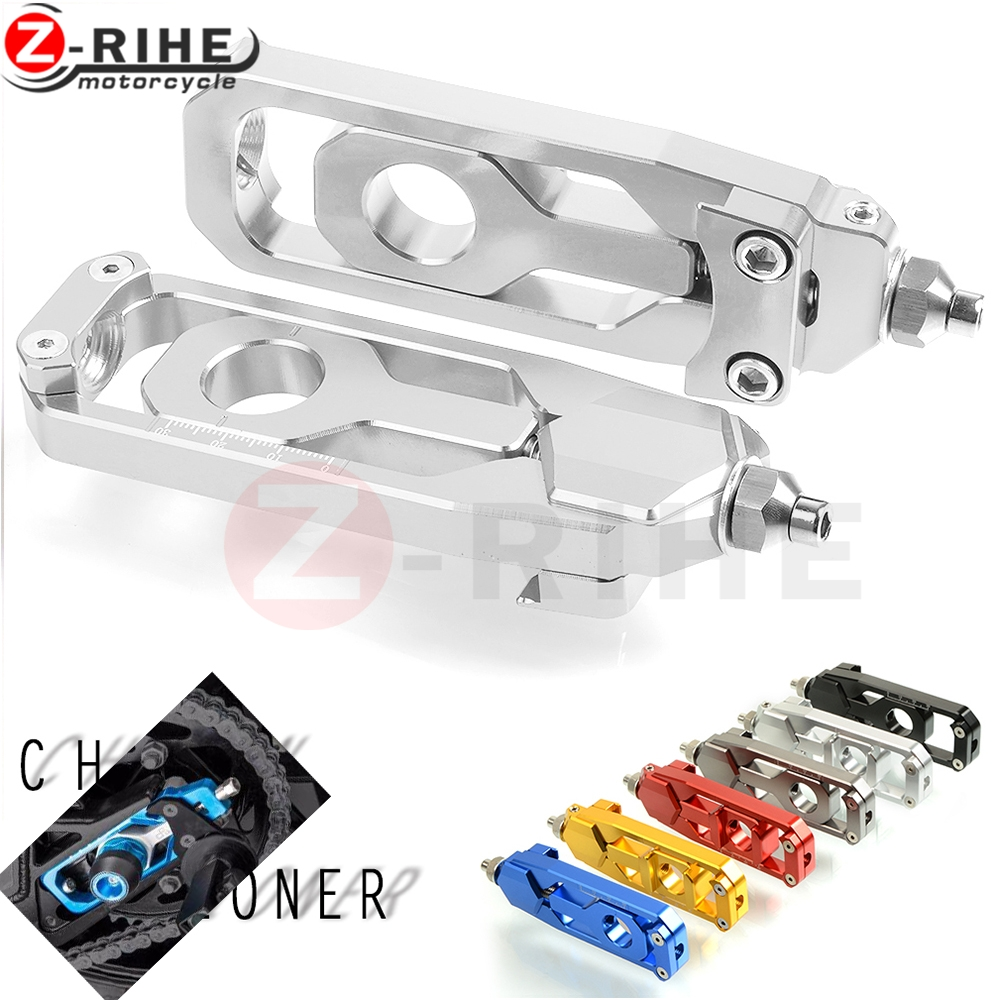 for yamaha mt-09 mt09 MT-09 MT09 tracer fz09 fz-09 FZ09 FZ-09 fj09 fj-09 Motorcycle Parts CNC Chain Adjusters Tensioners Catena motorcycle parts for yamaha mt 09 fz 09 mt 09 tracer 2014 2015 2016 fz09 mt09 tracer radiator grille rear set chain guards etc
