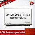 12 ''laptop lcd screen LP125WF2 (SP) (B2) LP125WF2-SPB2 1920*1080 für Lenovo Thinkpad X240 X250 X260 X270 X280 FHD IPS