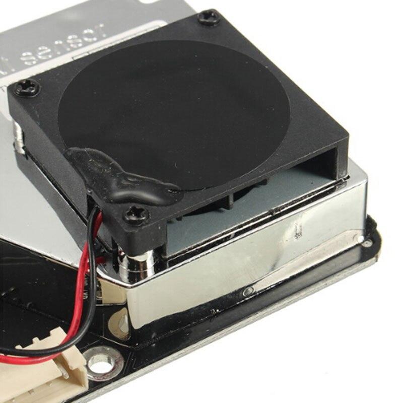 Nova PM сенсор SDS011 Высокоточный лазер pm2.5 Датчик качества воздуха модуль датчика супер пылезащитные датчики, цифровой выход