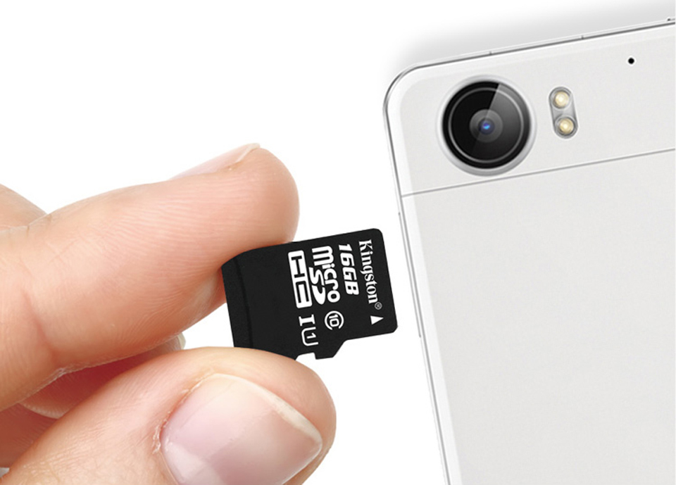 Kingston Micro SD Memory Card 32GB 16GB 64GB Class10 Mini SD Card Class4 8GB 16GB With TF Card Reader For Android SmartPhone 7