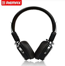 REMAX-200HB Wireless Music Bluetooth Headset with HD Microphone Noise Reduction Cancel High Fidelity Sound 3D Stereo remax rb 500hb stereo wireless bluetooth earphone touch control headband bluetooth headset music headphone hd sound microphone